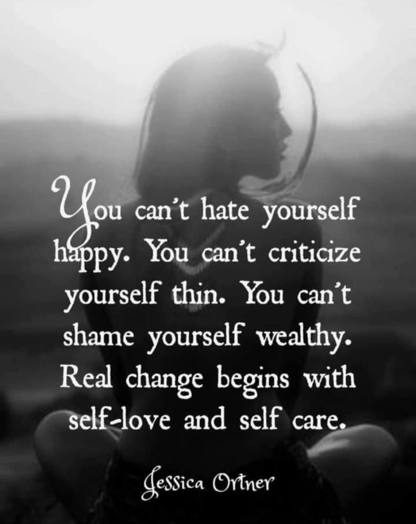 Took me a very long time to realize this.  So happy I finally do #SundayThoughts #sundayvibes