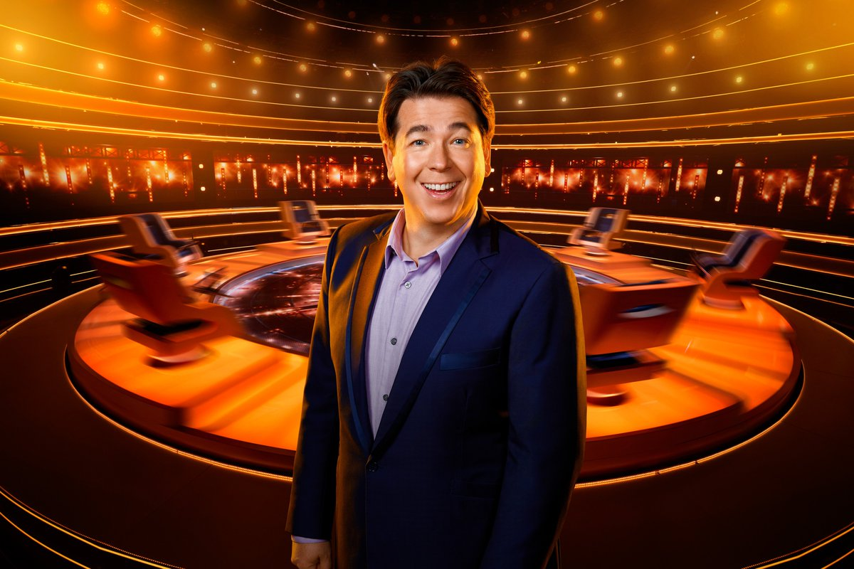"""""""I am thrilled by the success of The Wheel"""". BBC1 orders 16 more episodes of Michael McIntyre's game show:"""
