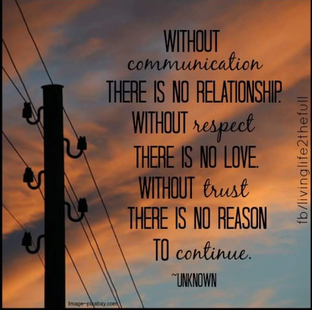 #quotes #communication #respect #sundayvibes