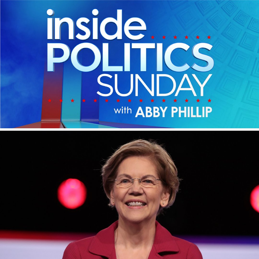 Good Sunday early risers! So much to talk about today. We've got a great show planned on Inside Politics at 8am ET. https://t.co/H8OeG1ekCT