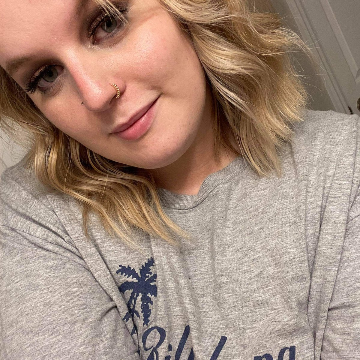 Tried out a little bit curling my hair!   #Covid_19 #sundayvibes #ESPNPlus