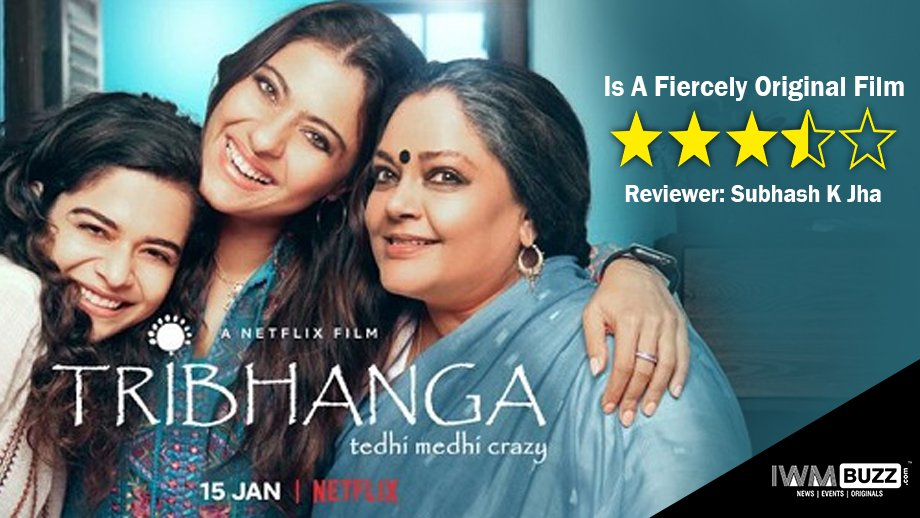 I don't think I have ever seen an Indian film with as many expletives as in #Tribhanga. And nearly all of them came from the potty-mouth of #Kajol - a far cry from the prim young lass in Dilwale Dulhania Le Jayenge. 30. Tribhanga; movie review