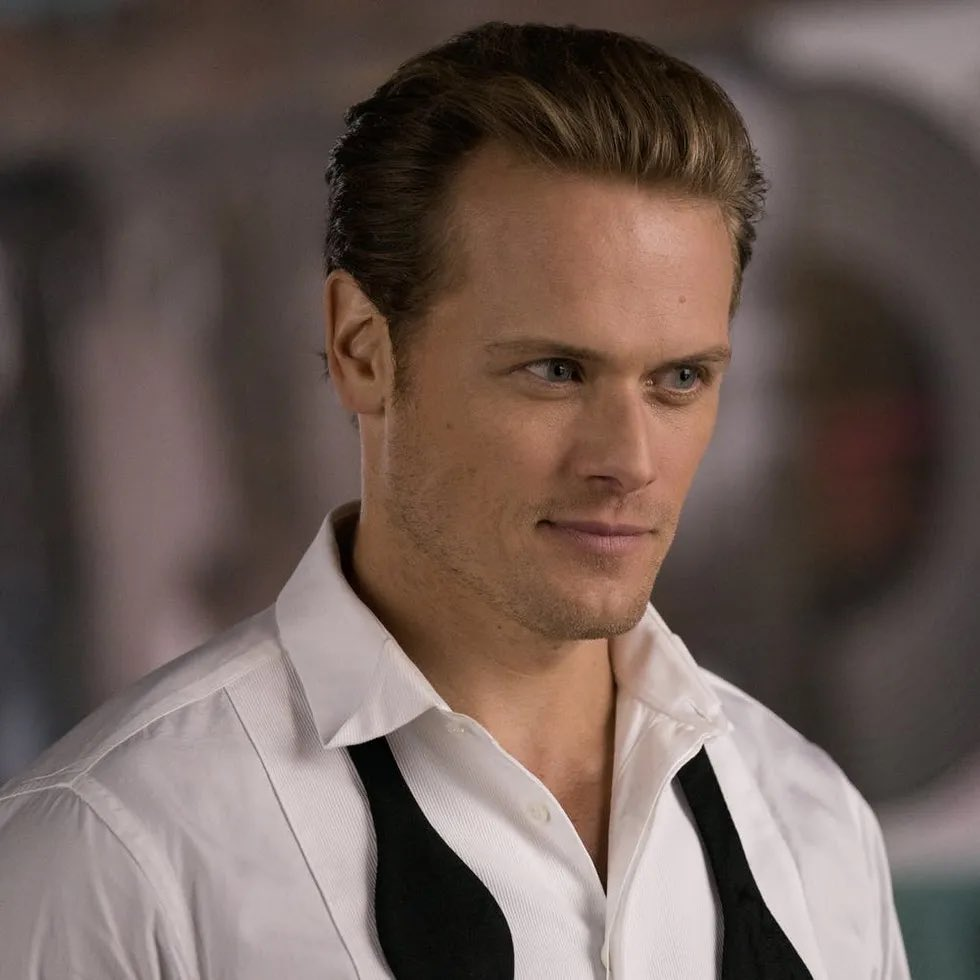 @texaninnyc @SamHeughan in Spy Who Dumped me, closely followed by #BradPitt in Troy