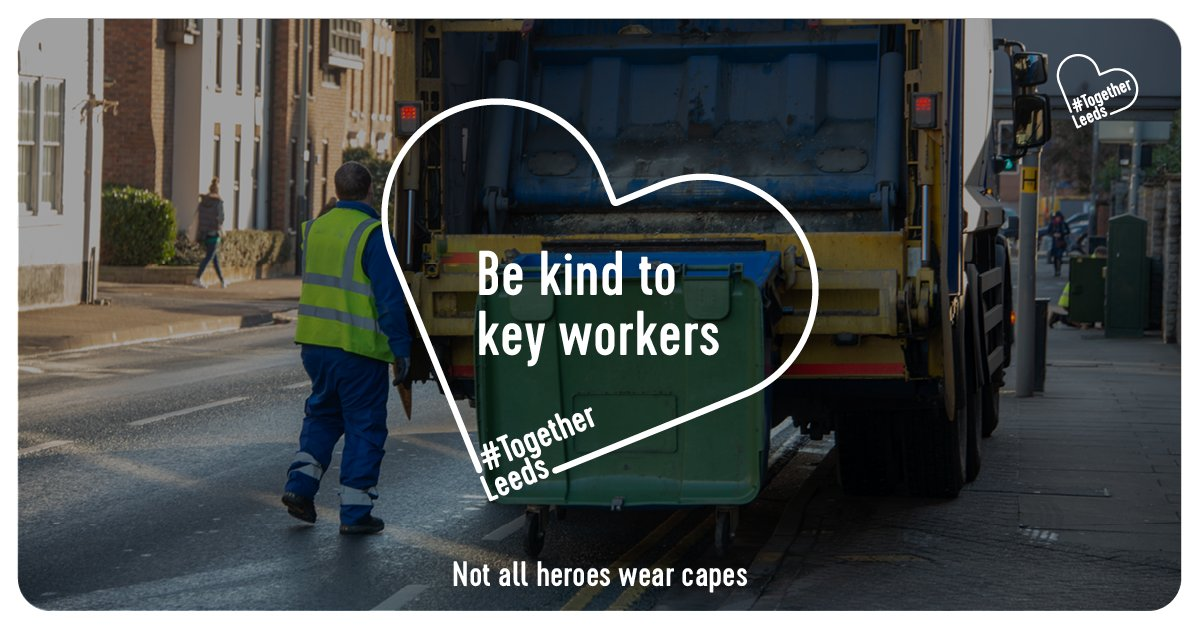 From doctors to nurses and pharmacists, and from essential retail workers to delivery drivers and security staff, we would like to encourage everyone to be mindful of the extra pressure our key-workers are under and remember that kindness goes a long way.