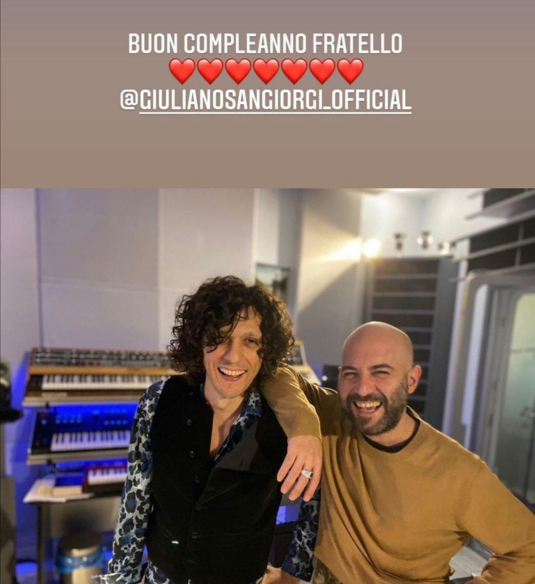 #GiulianoSangiorgi