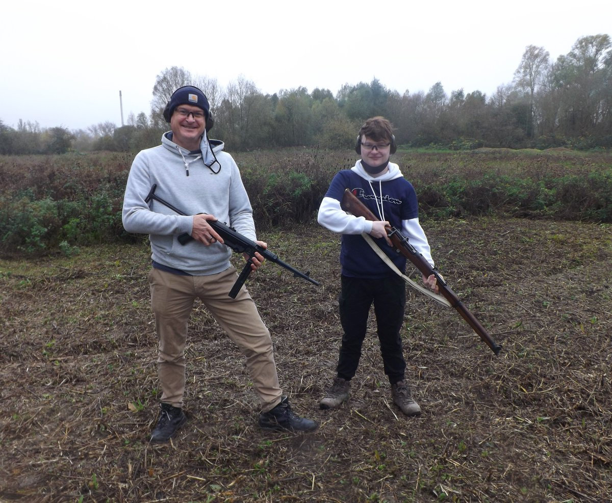 Matt knew the pure gift of time with his son.  Family Fun with Skill at Arms #skillatarms #vyv #vyvyan #family #love #friends #happy #instagood #sawbridgeworth #life #herts #follow #kids #instagram #hertfordshire #harlow #happiness #home #music #sawbo #nature #familytime #family