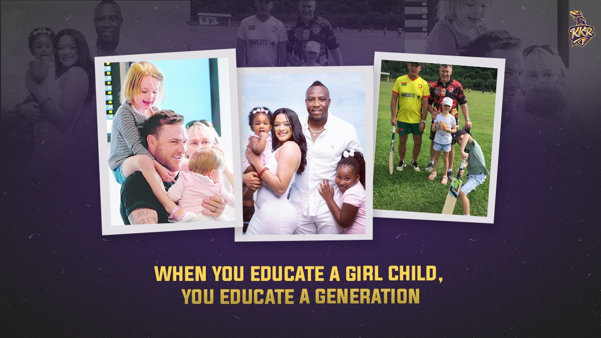 Every girl child is god's unique miracle 💥  So, let's take a step forward to make sure we create a better future for our daughters 👧  @Russell12A @DavidHussey29 @Bazmccullum  #NationalGirlChildDay
