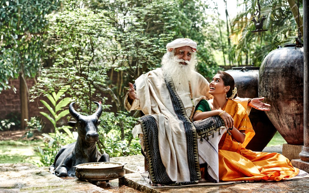 Our daughters must be cherished and recognized for all they can offer to society and the world. Equal opportunity and contribution is most vital to Humanity. -Sg #NationalGirlChildDay