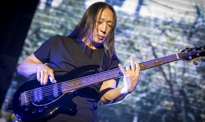 Please join me here at in wishing the one and only John Myung a very Happy 54th Birthday today
