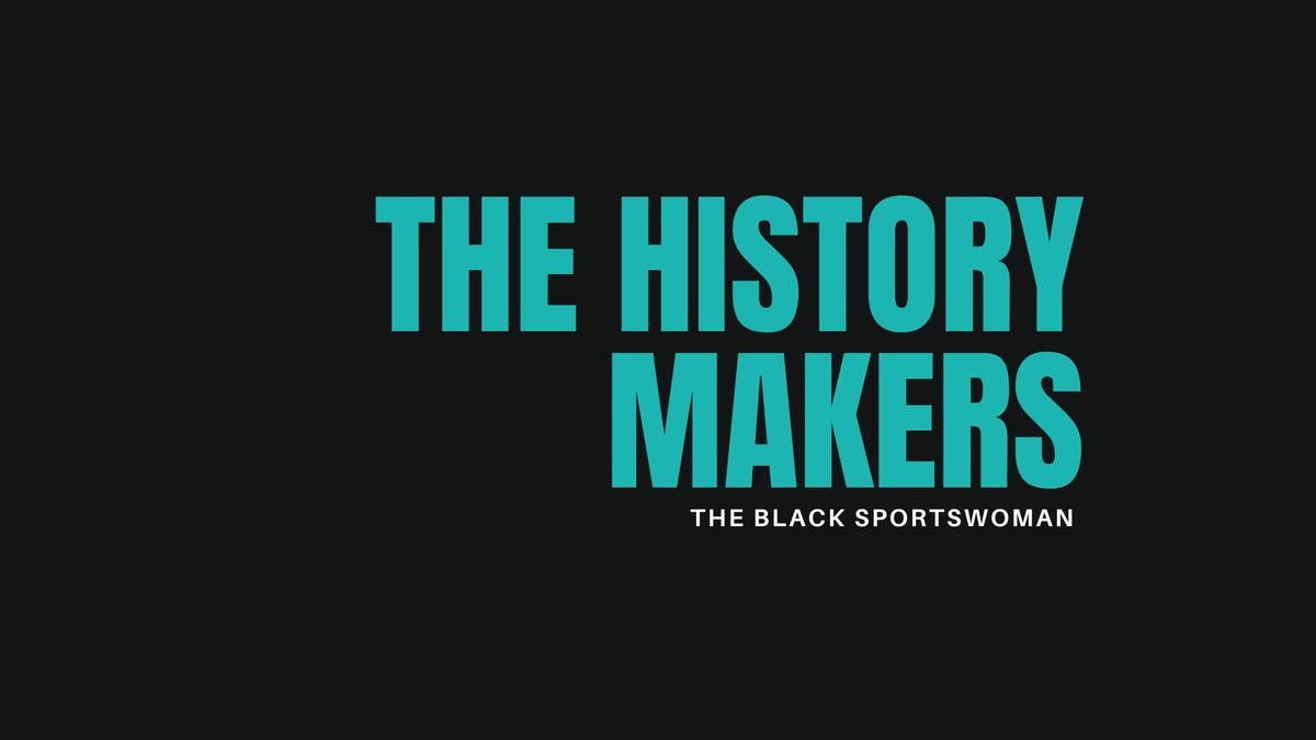 Here are 28 Black women athletes who made sports history #BlackHistoryMonth  Part 1 of The Black Sportswoman's Starter Kit ⤵️