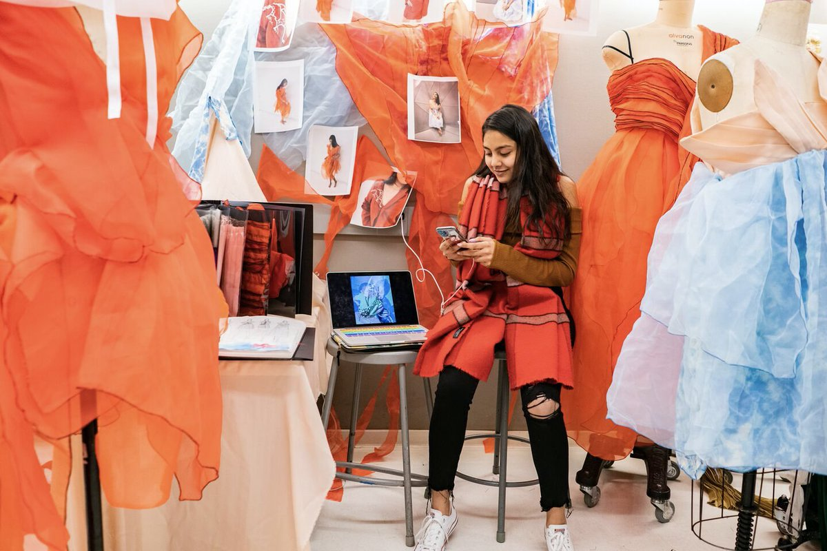 @TheNewSchool's @parsonsdesign recently announced the launch of Parsons Entrepreneur Academy, a digital platform that will provide online training, mentoring, and networking opportunities for creative professionals: