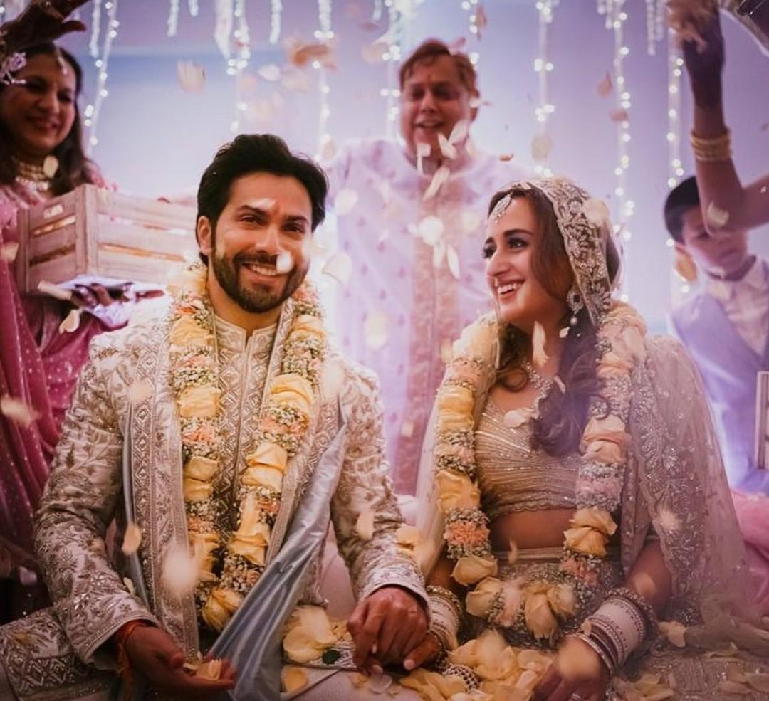 Rishtey perfect hote hain❤️  Congratulations @Varun_dvn for finding your dulhania and this new happy beginning! Lots of love, from your Dharma family!