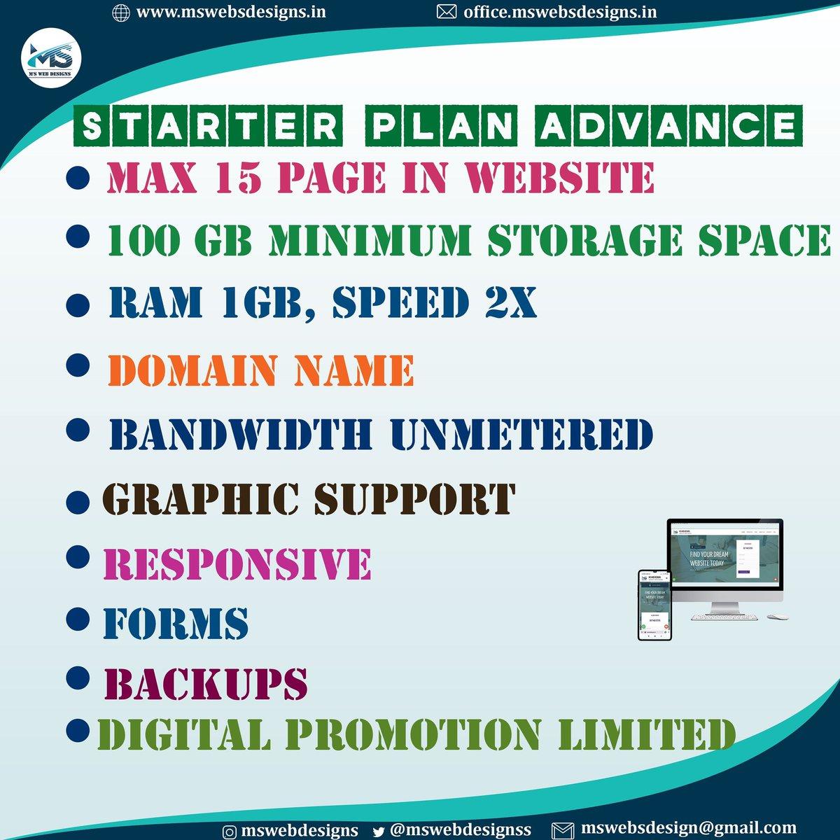 "🔷 M'S WebDesigns ""Where Creativity meets Design""  Visit:    #mswebdesigns #webdesigner #webdevelopment #webstagram #webdeveloper #websitedesign #engineering #business #businessowner #digitalmarketing #softwaredeveloper #maharashtra"