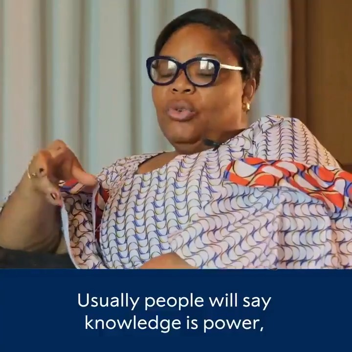 """""""Education that will make a person have more compassion and humanity is the kind of education that the world needs.""""  Nobel Laureates Leymah Gbowee and Wole Soyinka reflect upon the power of knowledge and education.  #EducationDay"""