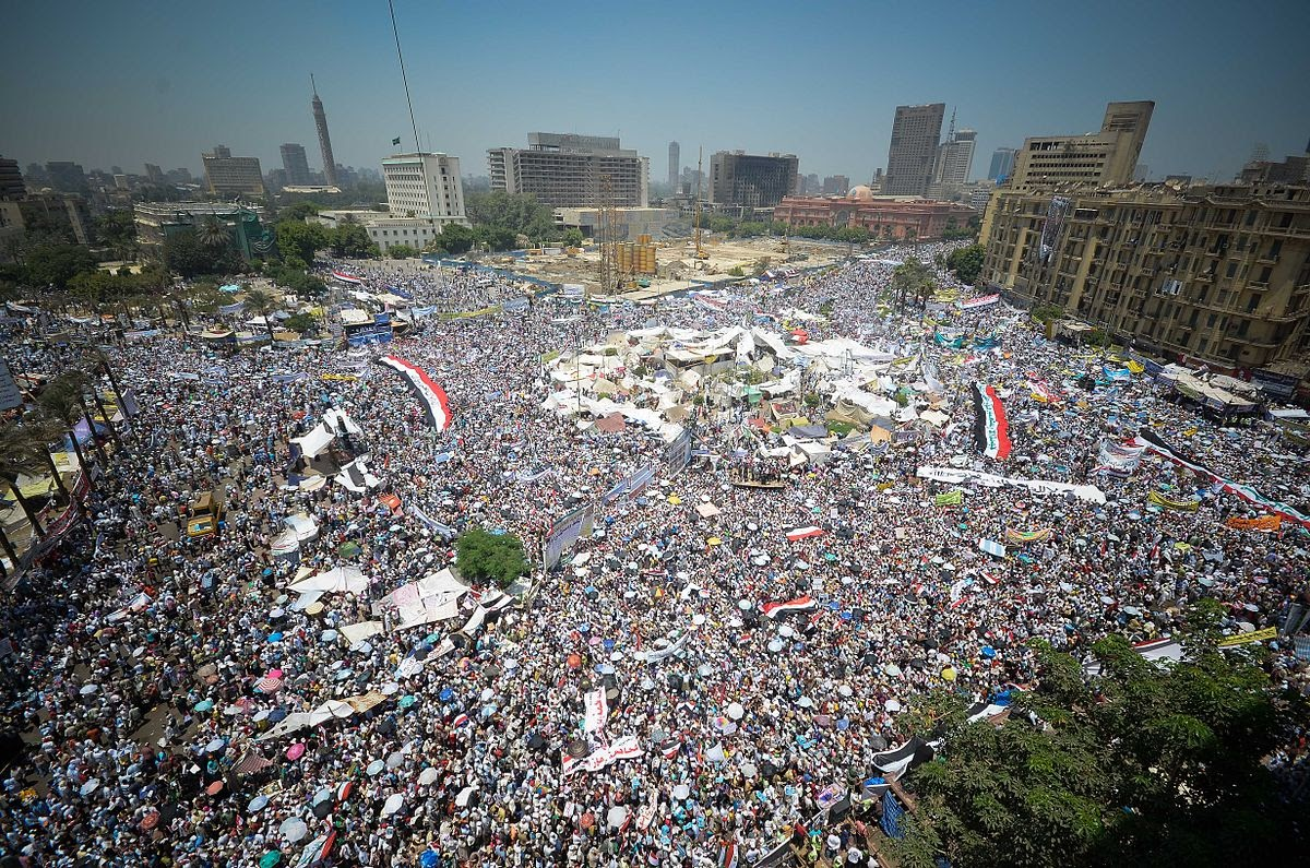 The 2011 Egyptian Revolution began #OnThisDay as a part of the Arab Spring, taking place within a three-week period to remove President Mubarak. Foreign Service National Ali Kamel recounts how he helped combat corruption in Egypt with his role at USAID: