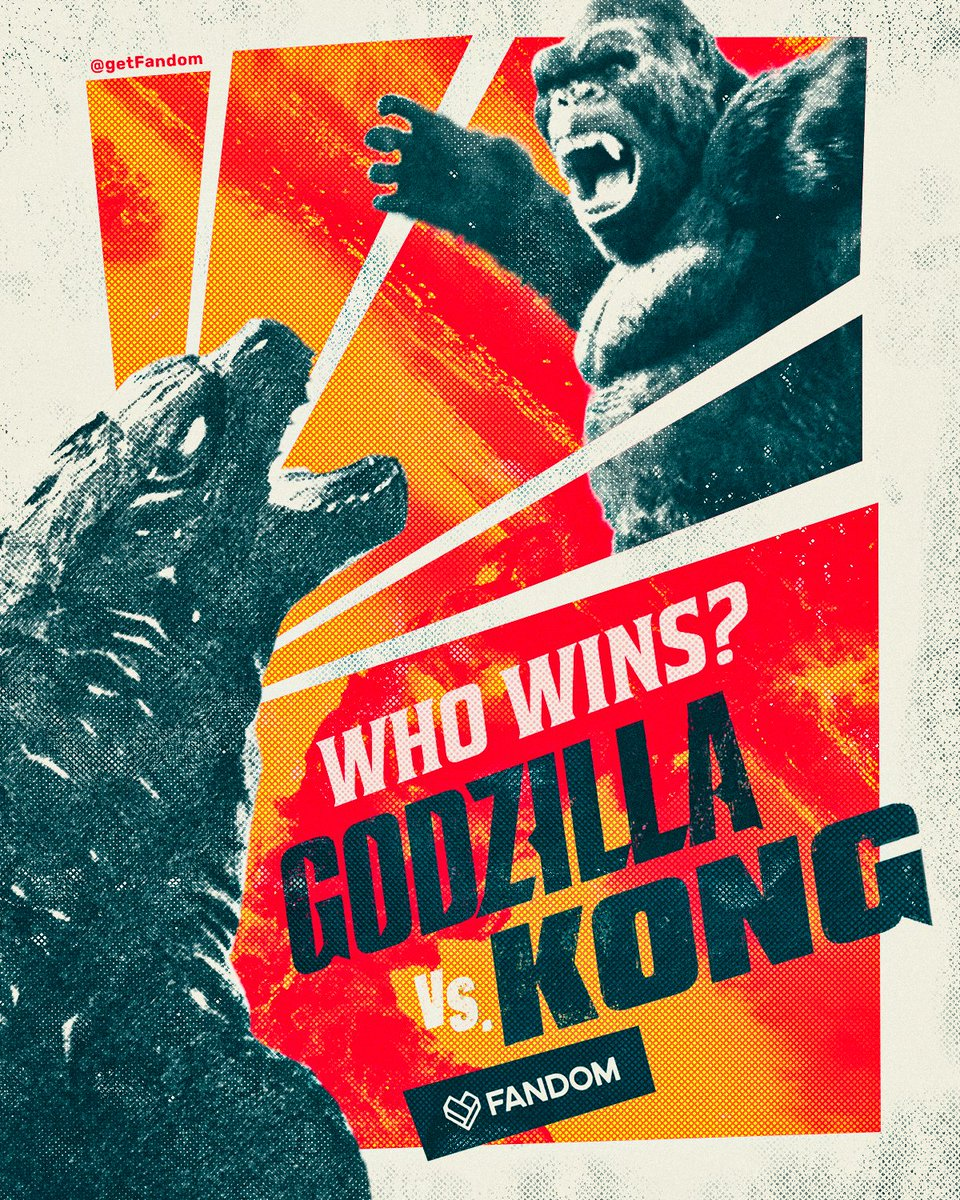 #GodzillaVsKong —  Who's winning? 💥