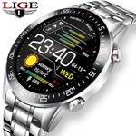Image for the Tweet beginning: LIGE Waterproof Smart Watch for