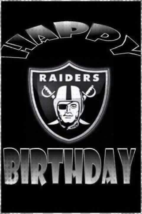Raiders Happy Birthday Memes