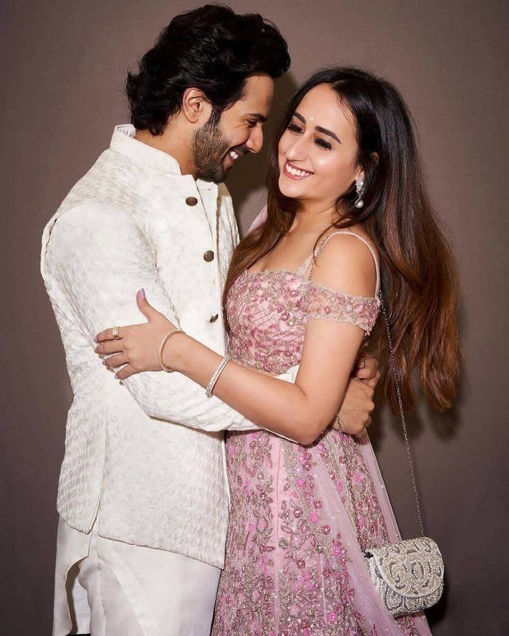 Theirs is not just a love story, but also a story about love ❤️ #VarunWedsNatasha  #VarunKiShaadi  #NatashaGotDhaOne
