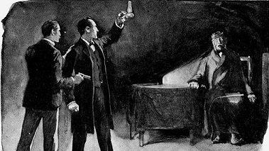 Now On Hackney Books - Sherlock Holmes: The Speckled Band by Arthur Conan Doyle It Is Fear  All Free All The Time #HackneyBooks #SherlockHolmes #SpeckledBand #CrimeFiction #ArthurConanDoyle Coming Next Week - #MRJames #Aristotle #AliceDunbarNelson
