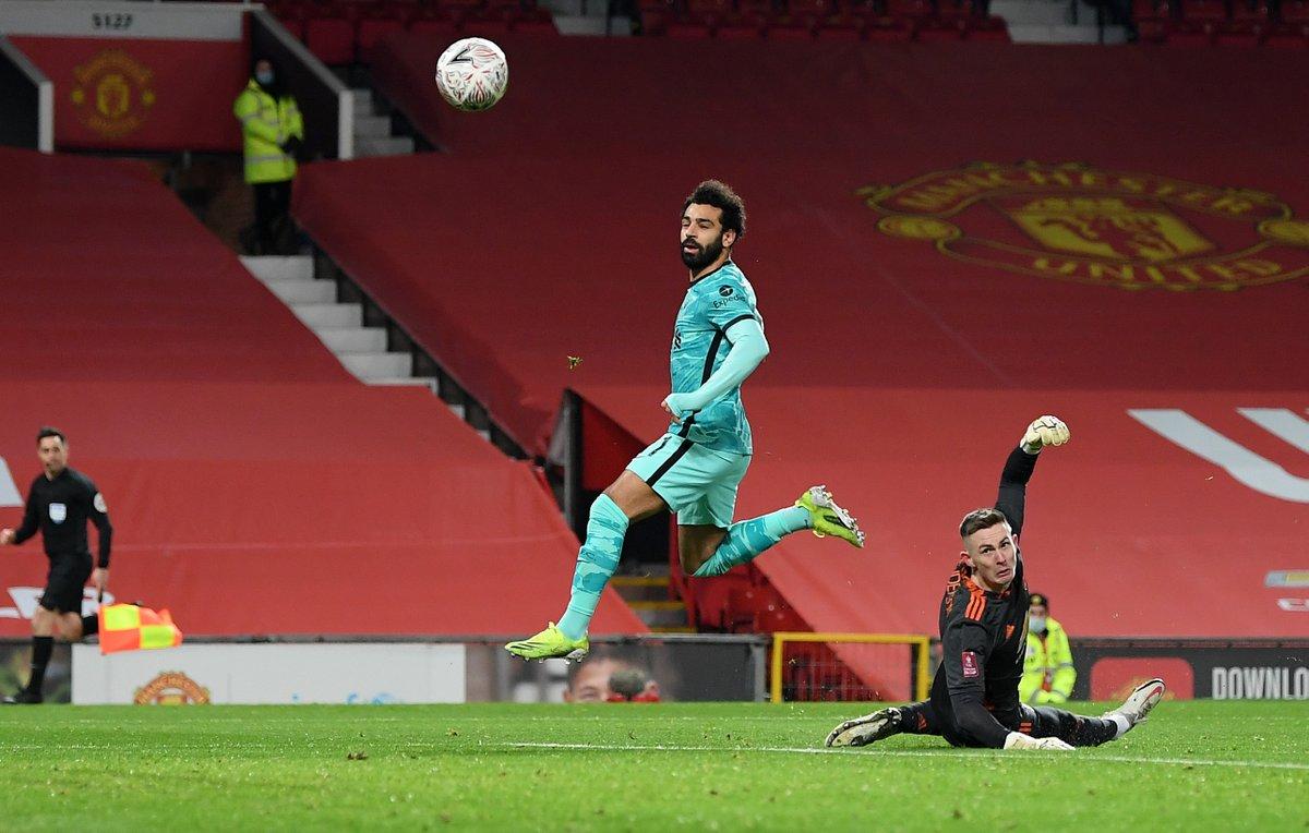 Deadlock broken 🎯  #EmiratesFACup
