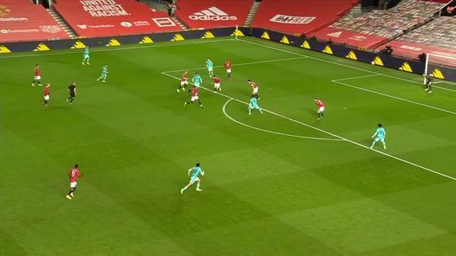 Incredible Rashford assist 🤝 ruthless Greenwood finish.  #EmiratesFACup @ManUtd