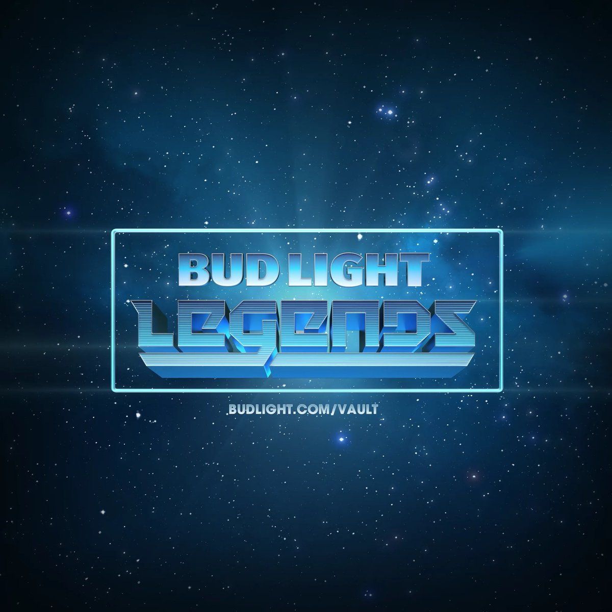 Welcome to where the Legendary live #BudLightLegends