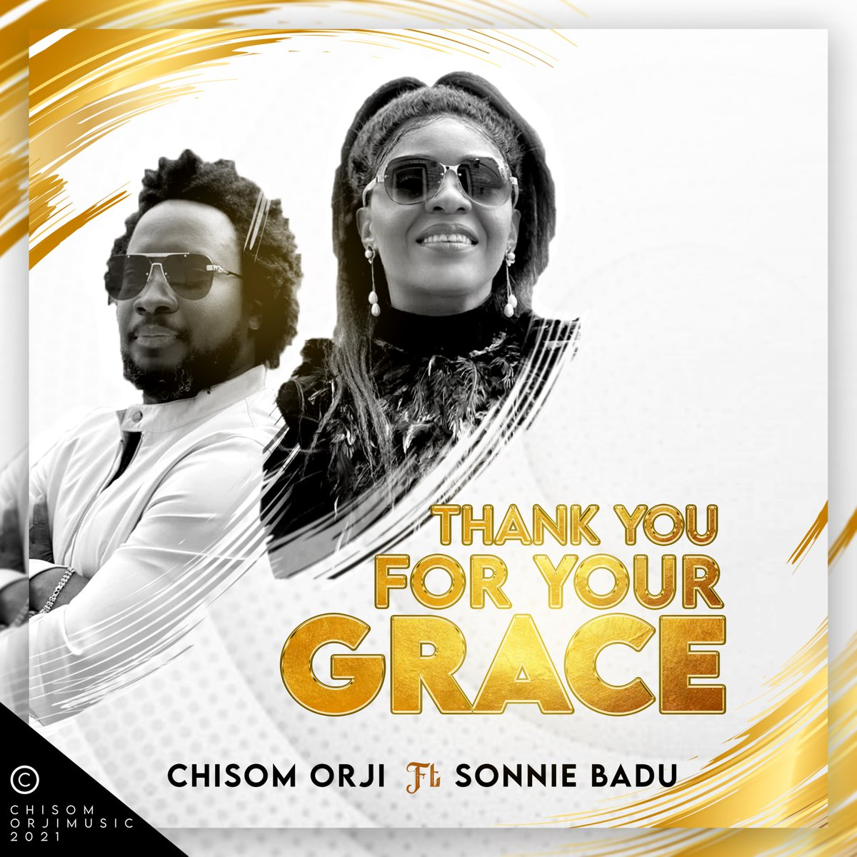 📻🎧🎵 - Thank you for your grace   @chisomorji  @SonnieBaduuk   Cc @onibokunadesope  @JESUS_FILMWORKS   #sundayvibes  #StaySafeNigeria