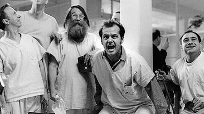"""1976 33rd @goldenglobes Jack Nicholson wins Best Actor - Drama #OnThisDay for """"One Flew Over the Cuckoo's Nest"""" @IMDb @TwitterMovies @Screendaily @ClassicalCinema @classic_film @FilmAffinity @letterboxd #classicmovies @movieweb @Variety_Film @onthisdayinfilm"""