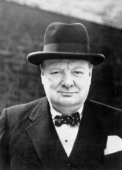 1965 Sir Winston Churchill died #OnThisDay in Hyde Park Gate, Kensington #London @HISTORY @HistoryToday @HistoryExtra
