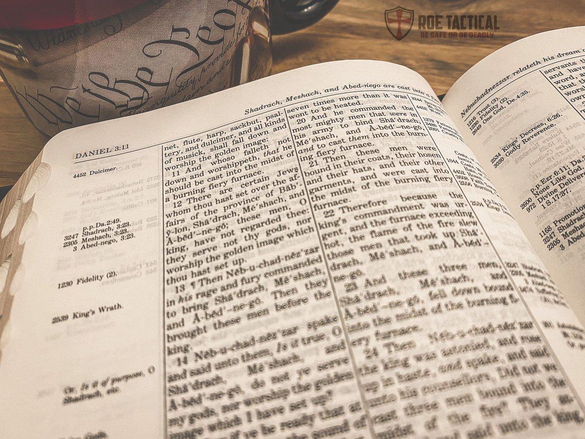 Sunday studies...  ⚔️🛡  #roetactical • #besafeorbedeadly • #sundays • #daniel • #studies • #alwayslearning • #kingjames • #bible • #coffeeislife • #dobetter • #sundayvibes • #kjv • #alwaysastudent  • #knowledge • #learn • #study • #wethepeople •