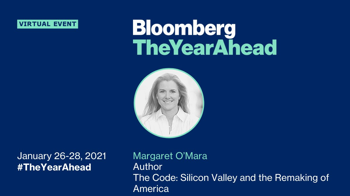 As an official in the Clinton Administration, @margaretomara has long researched the intersection of government and technology. At this moment in American history, she sits down with @technology's @BradStone to discuss Big Tech and democracy. https://t.co/VwG8g4T44j #TheYearAhead https://t.co/5qru2wJ6xw