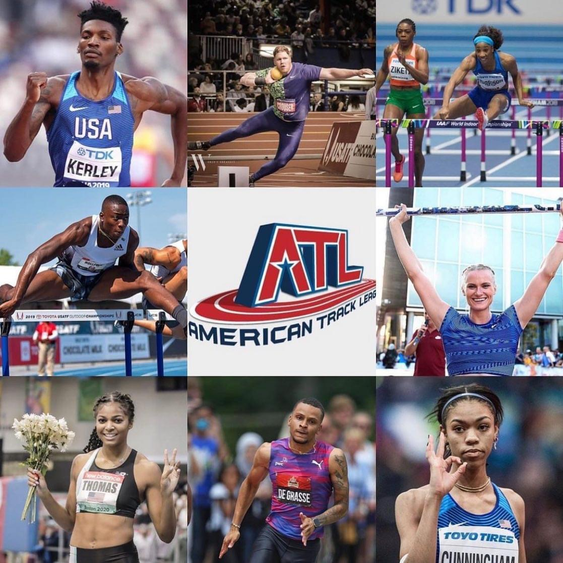 3pm EST on @espn the #AmericanTrackLeague gets pro track and field in 2021 off to a great start. @LewisJohnsonMG and @sandicheekspv on the calls.