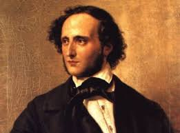 """25 Jan 1858: """"The Wedding March"""" by Felix #Mendelssohn is played at the wedding of #Queen Victoria's daughter, Victoria, and Friedrich of #Prussia at St. James Place in #London, making it the popular #wedding march it is today. #weddingmarch #history #ad"""