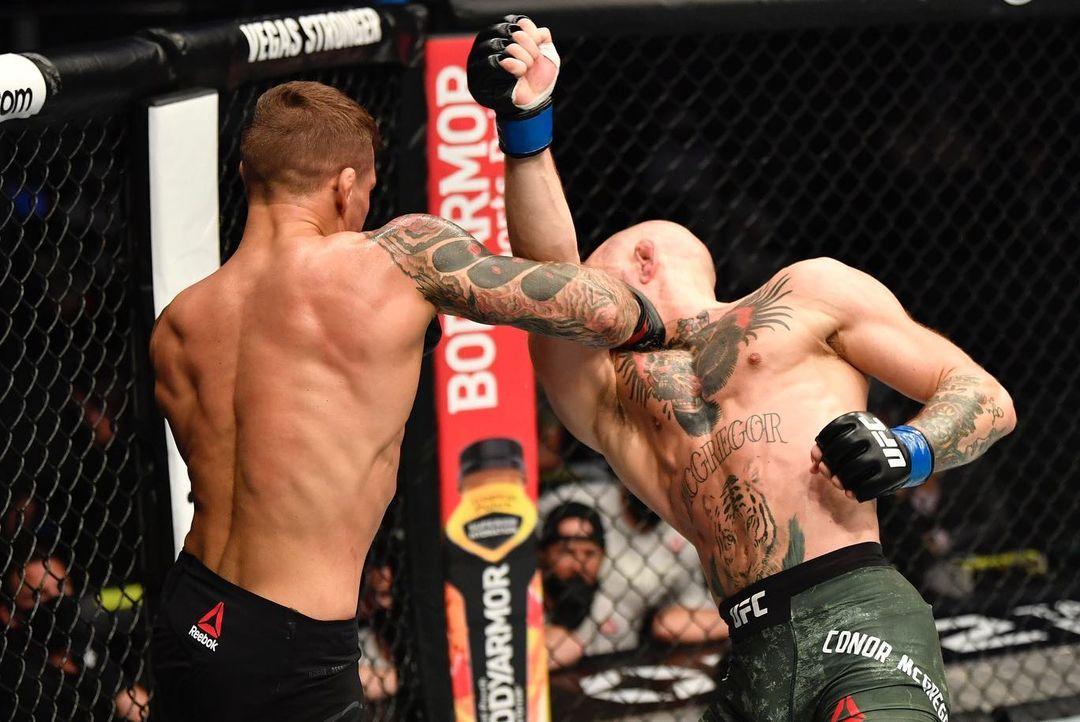 """Как сказали комментаторы UFC TV: """" Если бы у Даны Уайта были бы волосы, то он бы сейчас поседел!"""" 😂 #UFC257"""