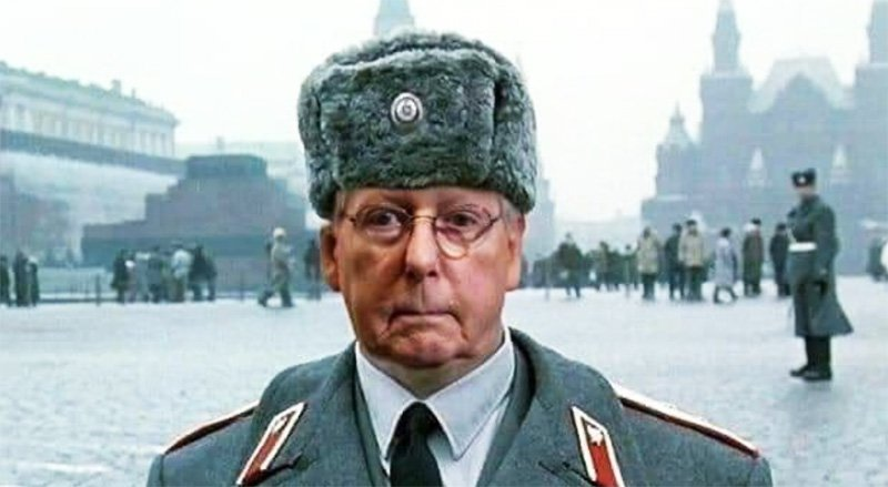 @Newsweek What else would you expect from #MoscowMitch, @LeaderMcConnell? #SundayThoughts