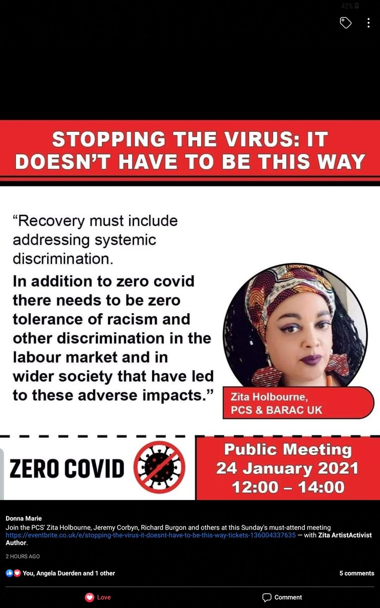 @ZeroCovid_UK facebook.com/groups/BlackAc… #ZeroCovid