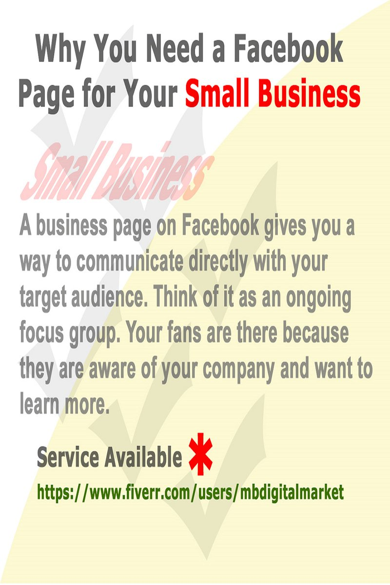 🥴Every small business should have a professional Facebook business page.  Learn More:  #Facebook  #business #page  #UFC257 #sundayvibes #FACup @abbydphillip #SundayThoughts  #TBvsGB #GODOFDESTRUCTION #DigitalMarketing @skz_usa @jobmote #Texas  #London  #uk
