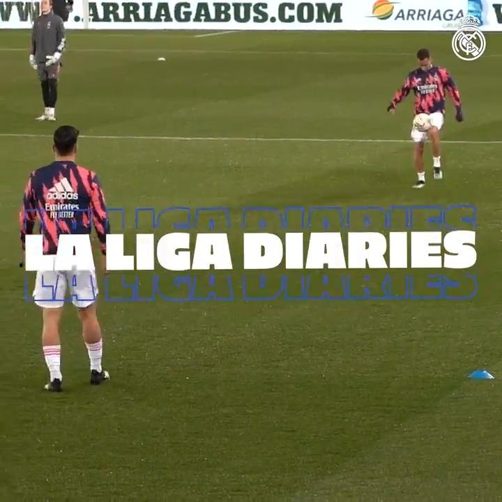 🎥🆕 @LaLiga Diaries | @Alaves 1-4 @realmadrid  ⚡ ¡Victoria contundente en Mendizorroza!  💥 @Casemiro 💥 @Benzema 💥 @hazardeden10  ⬇ VIDEO COMPLETO:  @emirates | #RMLiga