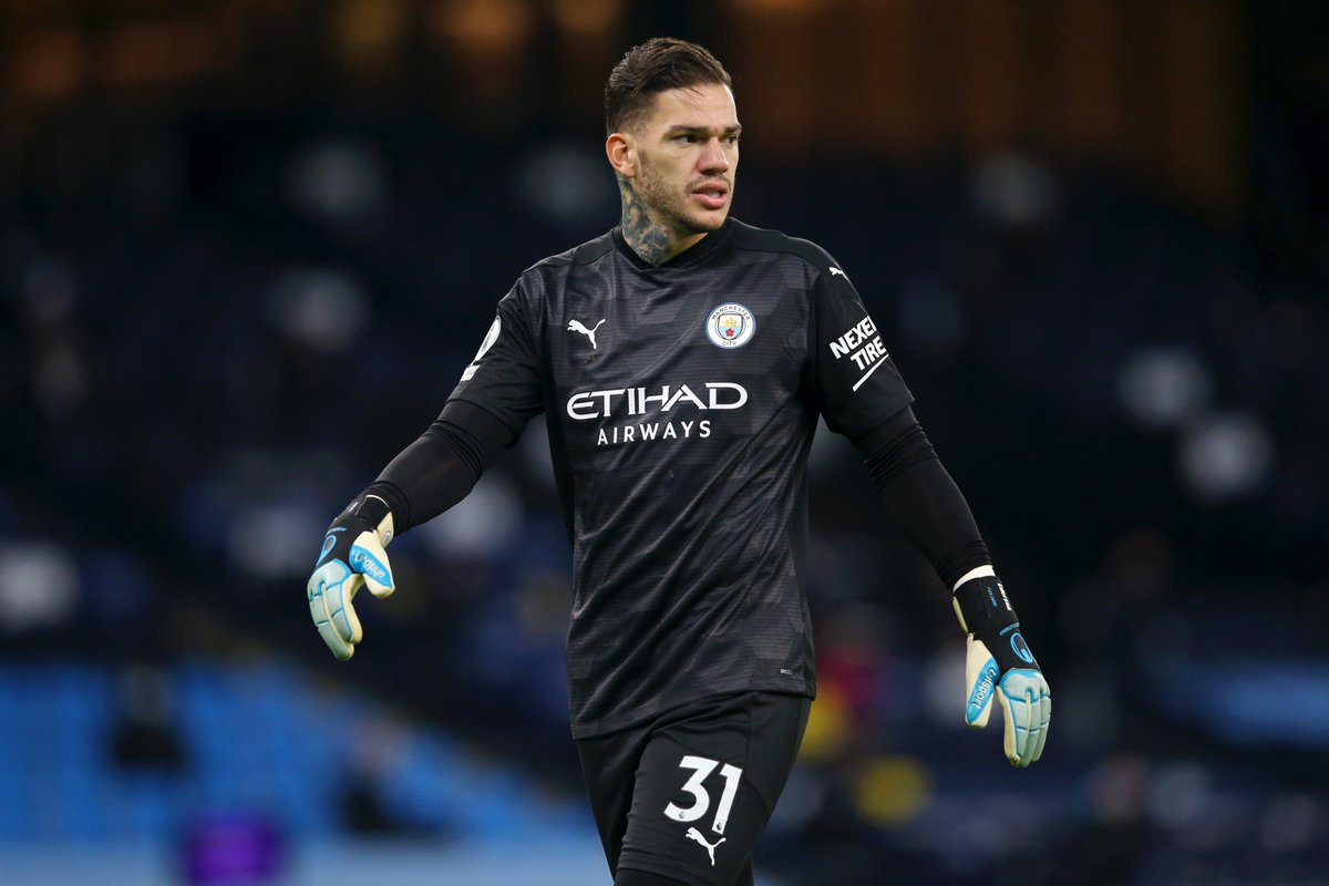 Well, @ManCity are the only team to have kept 10 clean sheets so far...