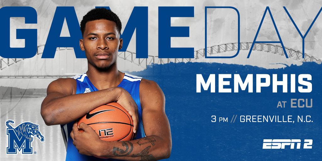 @Memphis_MBB's photo on Game Day