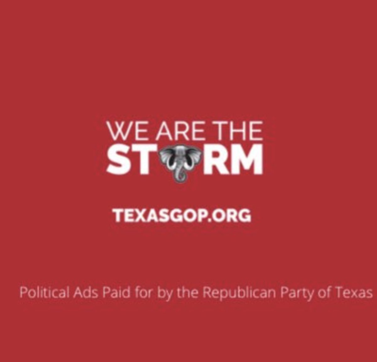 RT @MollyJongFast: The @TexasGOP went full Qanon, this strikes me as bad https://t.co/aLd2nGxJum
