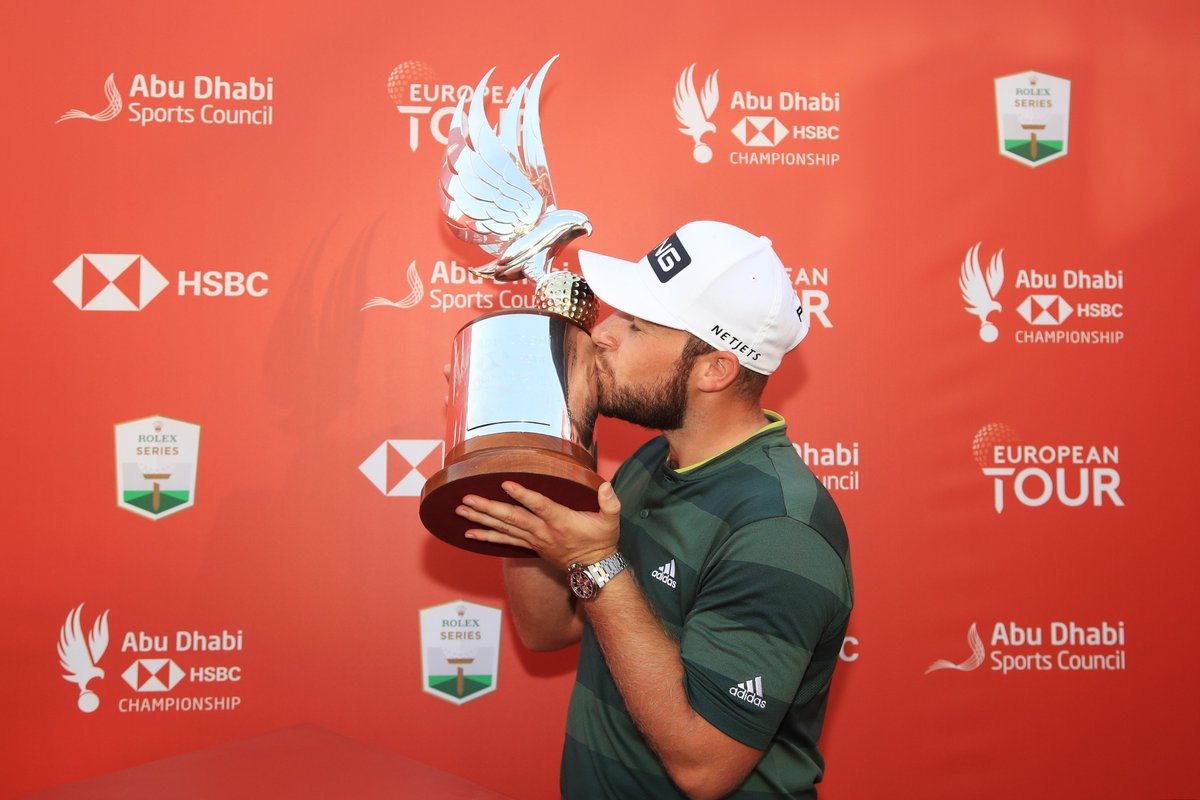 😘  #ADGolfChamps #RolexSeries #WitnessTheIncredible