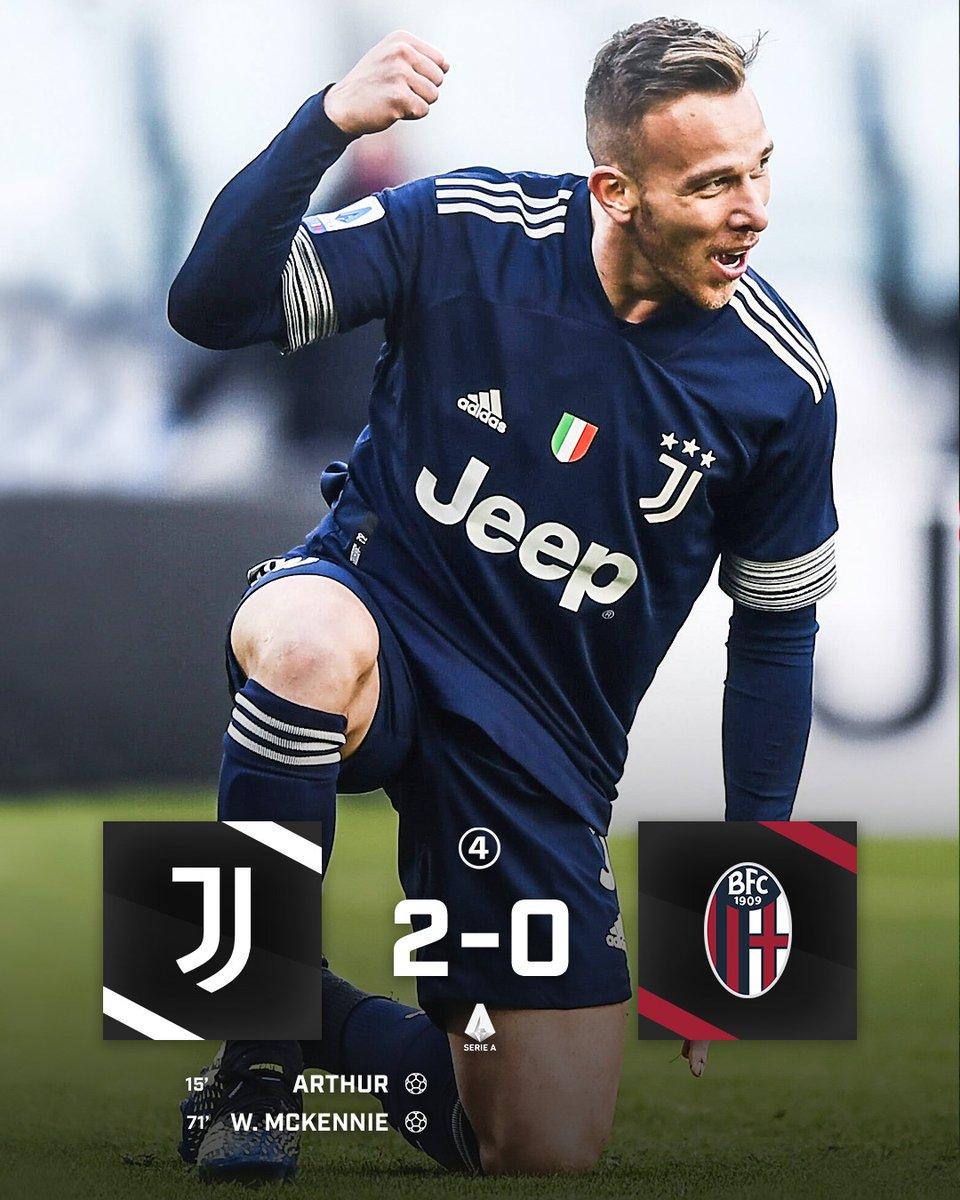Juve move up 5️⃣th