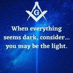 Image for the Tweet beginning: You are the Light!!! #light #freemason