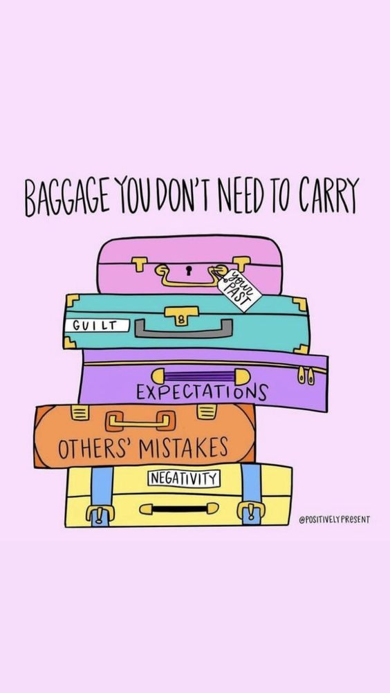 It's a #selfcare #Sunday !  Make sure you aren't carrying any extra baggage today!  x love, lucy x  #sundayvibes
