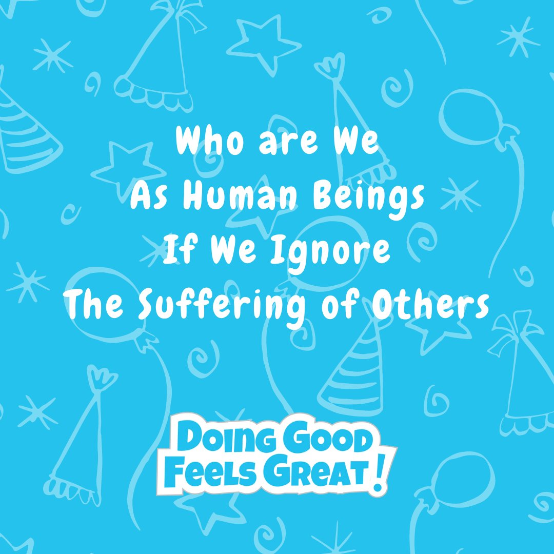 One of the fundamental and most natural traits of a human being is the possession of intelligence to understand another's need for help.   #dgfg #doinggoodfeelsgreat #dogood #charity #ngo #donate #love #help #india #give #giving #dgfgfund #thankyou
