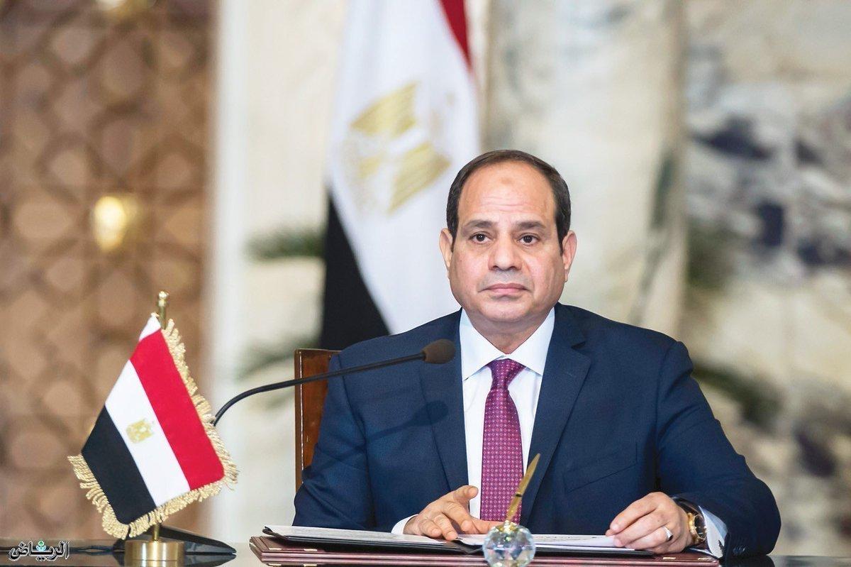 السيسي يمدد حالة الطوارئ في مصر 3 أشهر