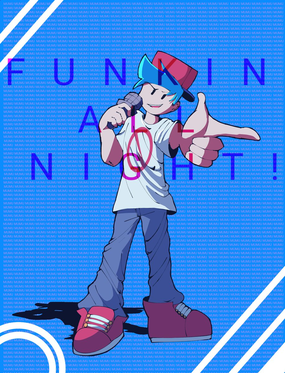 Funk go better #fridaynightfunkin #FNF #fridaynightfunkinart