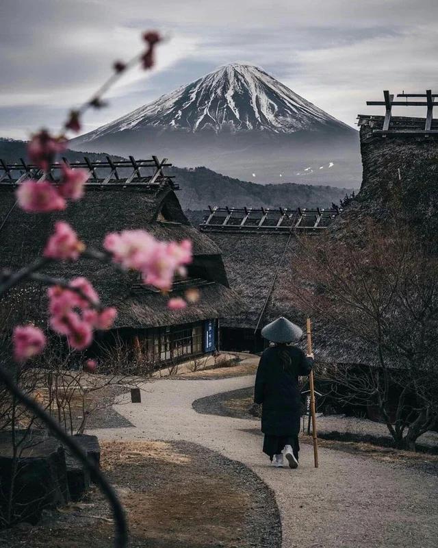 View of Mt Fuji #nature #naturelovers #wonderful #beautiful #naturephotography #natureperfection #photooftheday #photograpy #beautiful #world #naturelove #cute #sweet #Travel